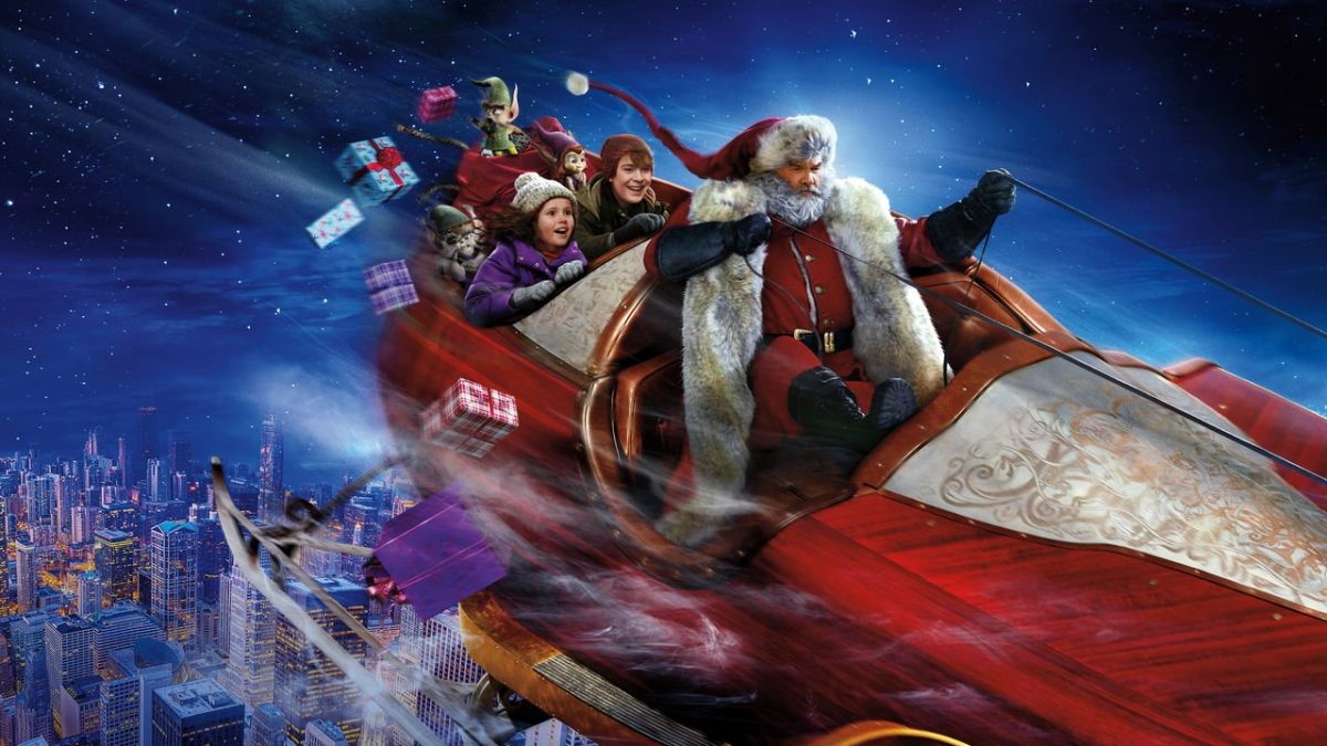 The Christmas Chronicles – Kurt Russell, Best Santa Ever! Netflix Review