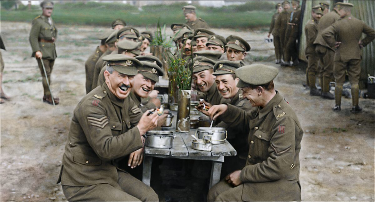 They Shall Not Grow Old – Emotional and Powerful – Review