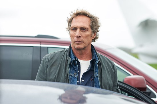 William Fichtner Brennan Day Airstrip Car 2