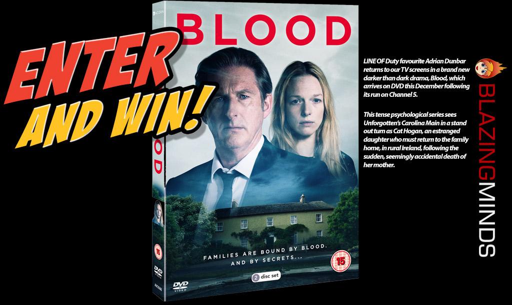Win Blood on DVD