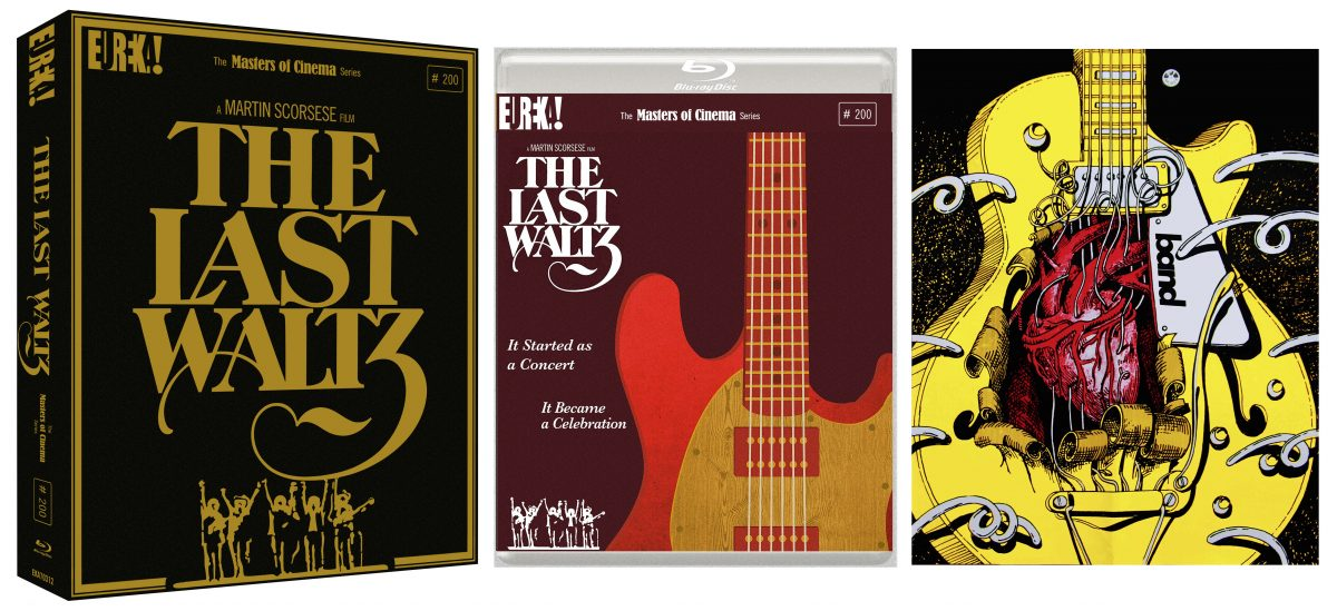 WIN The Last Waltz on Blu-ray