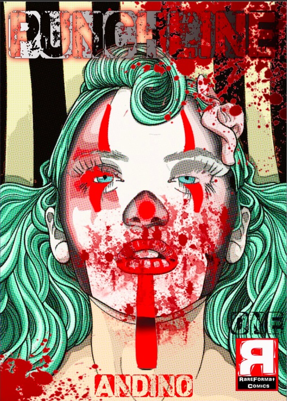 Preview Comic Book Review – Punchline #1
