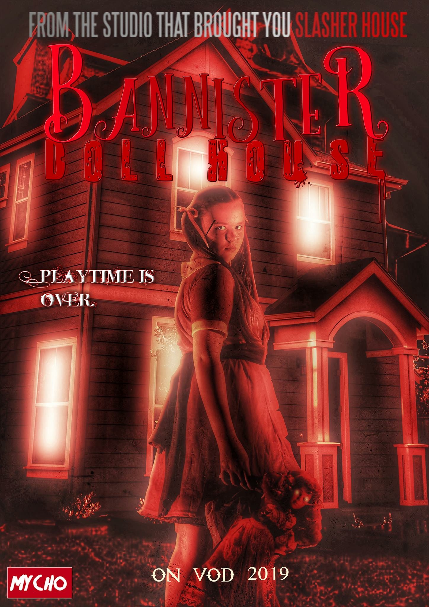 Horror-on-Sea Preview Review Bannister Doll House