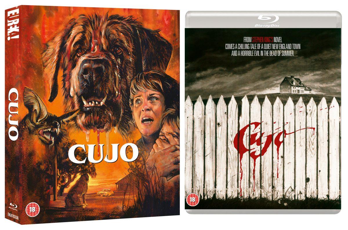 WIN CUJO [Eureka Classics] Blu-ray • Blazing Minds