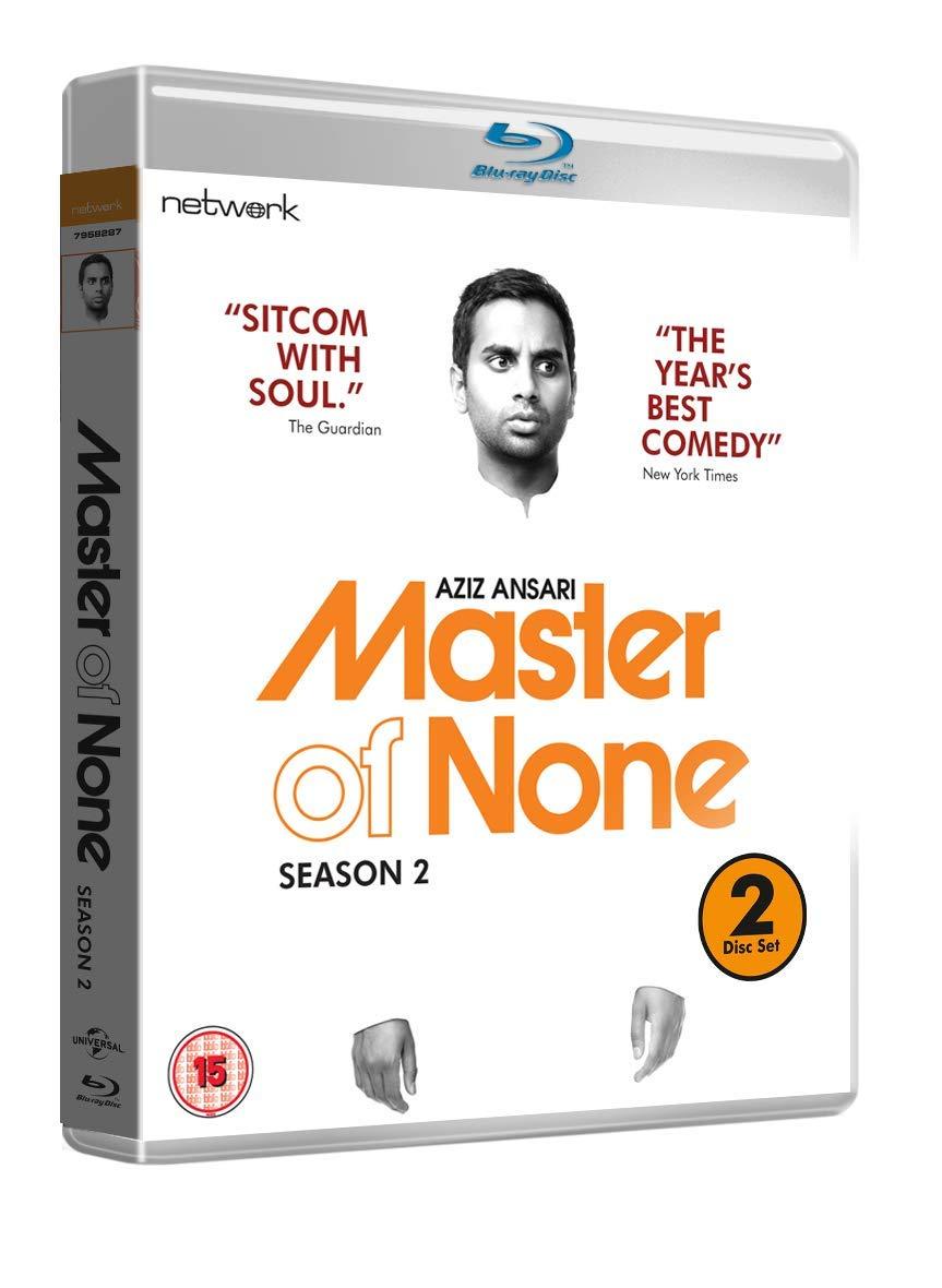 Win a Master of None Season 2 Blu-ray • Blazing Minds
