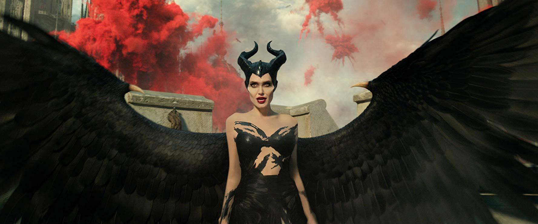 Maleficent Mistress Of Evil Imax Film Review Blazing Minds