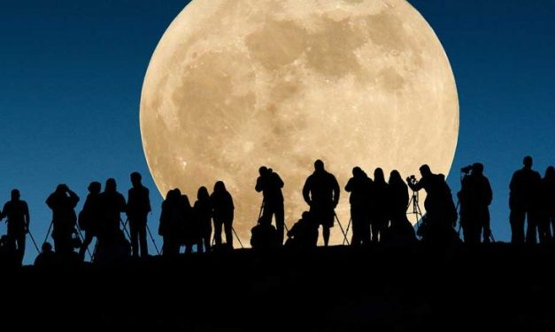 Largest Supermoon Since 1948 Will Be Seen This Coming Monday