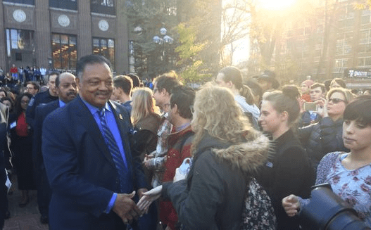 Jesse Jackson: Obama should pardon Hillary Clinton