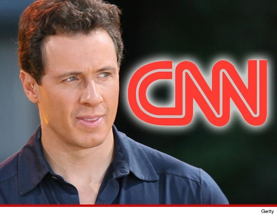 CNN's Chris Cuomo Tweets '12 Year Old Girls Are The Problem If They Don't Want To See A Male's Genitals In Locker Rooms'