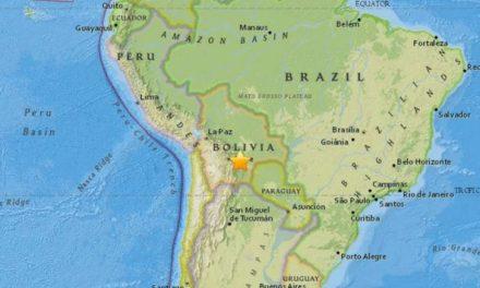 Powerful Magnitude 6.5 earthquake strikes Bolivia