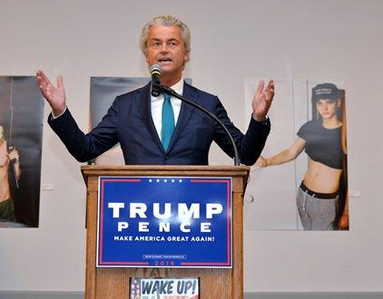 Dutch Officials Arrest Muslim Agent After He Is Caught Leaking Geert Wilders' Location to Jihadists