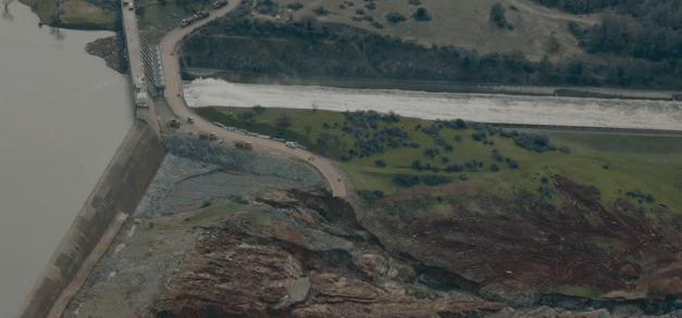 Oroville Dam faces another risk: Earthquakes from rapid rise in water levels
