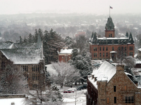 Conservative Students Violently Threatened at St. Olaf College for Supporting Trump