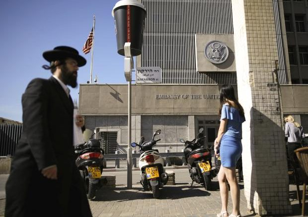 Congressional Delegation: Move US Embassy to Jerusalem