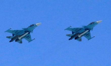 Russian bombers fly near Alaska; Air Force scrambles jets…