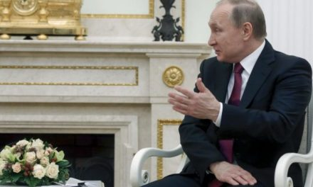 FALSE FLAG? Putin Expects 'Fake' gas attacks to discredit Syria's Assad