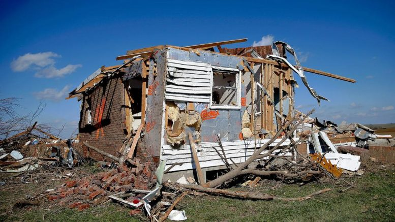US Weather Disasters Double Average Resulting in Record-Breaking $5 Billion