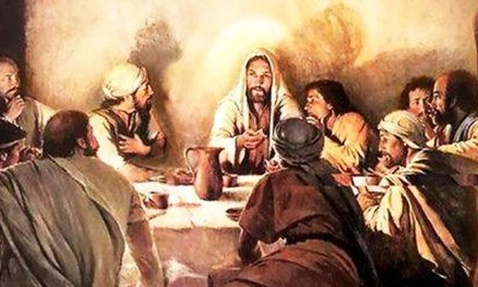 How a Passover Seder Became the Last Supper