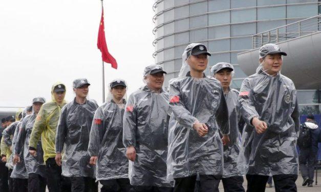 China creating massive 'Orwellian' DNA database