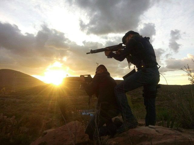 Cartel Violence Spills into Texas as Gunmen Storm Past U.S. Border Security