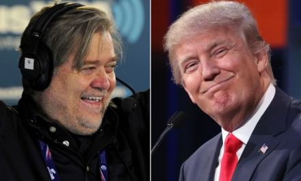 """Fake News Needs the Competition!"": POTUS Trump Praises Bannon's Return to Breitbart News"