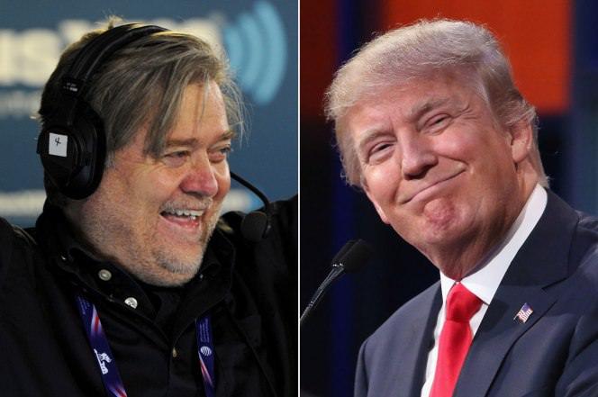 """""""Fake News Needs the Competition!"""": POTUS Trump Praises Bannon's Return to Breitbart News"""