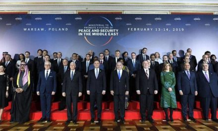 Warsaw Middle East Peace and Security Conference