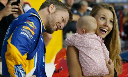 Dale Earnhardt Jr., wife, daughter survive fiery plane crash