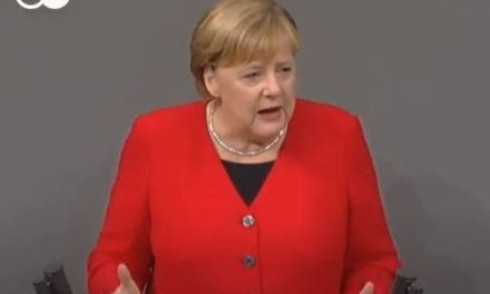 STUNNING! Globalist Angela Merkel to German Parliament: We Have to Take Away your Freedom of Speech or We Won't Be Free
