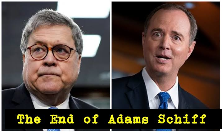 BREAKING: SHOCKING DEVELOPMENT AS ADAM SCHIFF IS NAMED IN HILLARY CLINTON LINKED MONEY LAUNDERING INDICTMENT AGAINST EIGHT