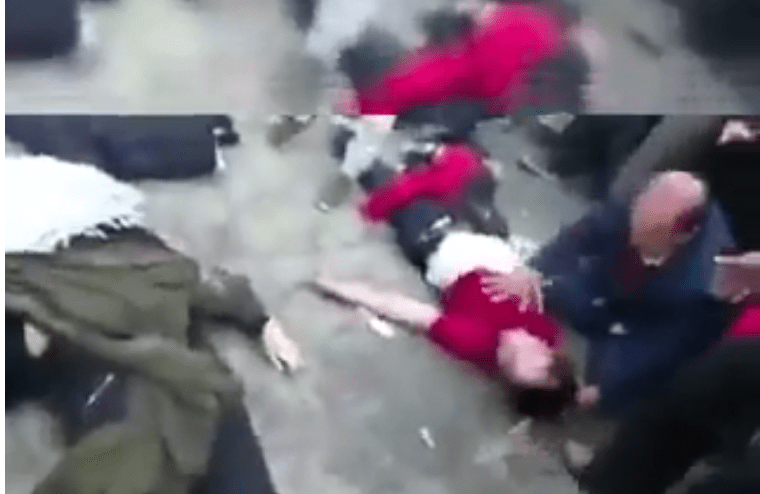 35 people die in funeral stampede & 35 targets [GRAPHIC VIDEO] COINCIDENCE? Prediction 1 hour before it happened