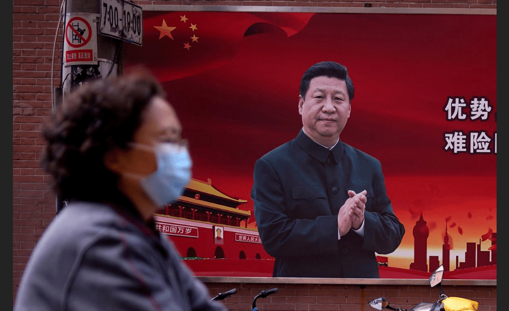 China may be preparing for war with USA – Exclusive: Internal Chinese report warns Beijing faces Tiananmen-like global backlash over virus