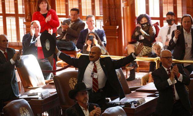 Texas Congressman Matt Patrick Stunning Claim, Supreme Court Chief Justice Worried About Riots