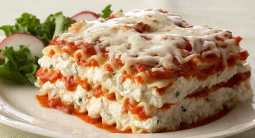 Lasagna Bake-Off & Bad Ties
