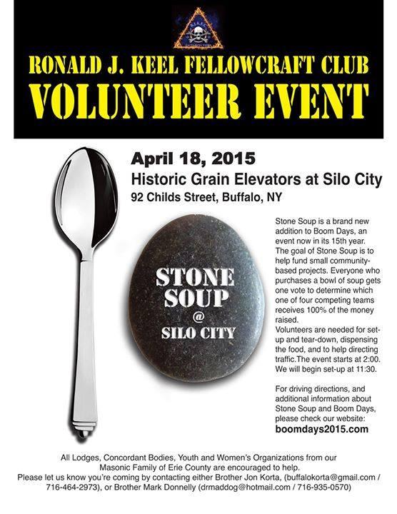 Stone Soup – Historic Grain Elevators @ Silo City