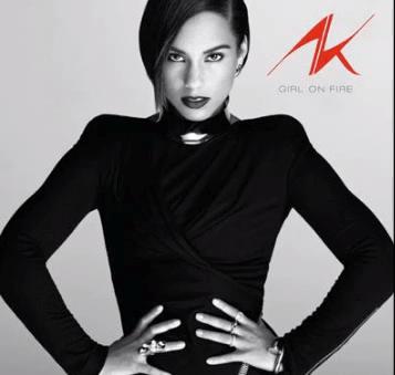 "Alicia Keys f. Maxwell ""Fire We Make"""