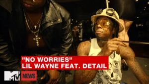 "Lil Wayne - ""No Worries ""Preview of the Video"""