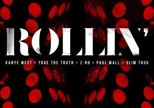 Game Ft. Trae Tha Truth Z-Ro, Slim Thug, Paul Wall & Kanye West – Rollin