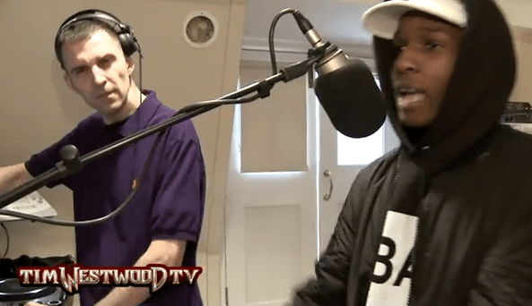 New Freestyle: A$AP Rocky on the Westwood