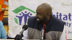 Trae Tha Truth partners up with habitat for humanity.