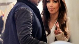 Kanye West Confirms Kim Kardashian's Pregnancy