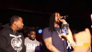 Waka Flocka Disses Gucci Mane At Dipset 10th Anniversary Concert