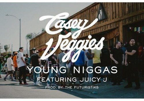 "New Music: Casey Veggies & Juicy J ""Young Niggas"""