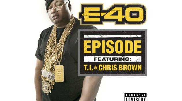 E-40 T.I. - Chris Brown Episode