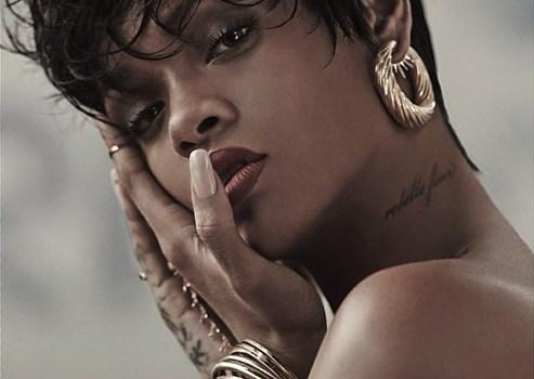 Rihanna, Vogue Brasil