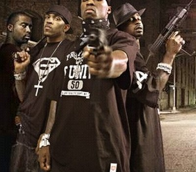 G-Unit Reunites At Hot 97's Summer Jam