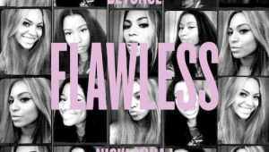 "Beyonce feat. Nicki Minaj ""Flawless (Remix)"""