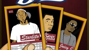 Starlito feat. Kevin Gates & Juicy J - Ballin