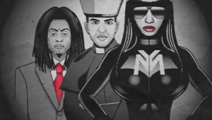 "Nicki Minaj Ft. Drake, Lil Wayne & Chris Brown ""Only"""