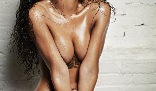 Rihanna On the Cover of 'Esquire UK'
